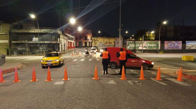 FOTO: El confinamiento estricto se hace sentir en Córdoba.