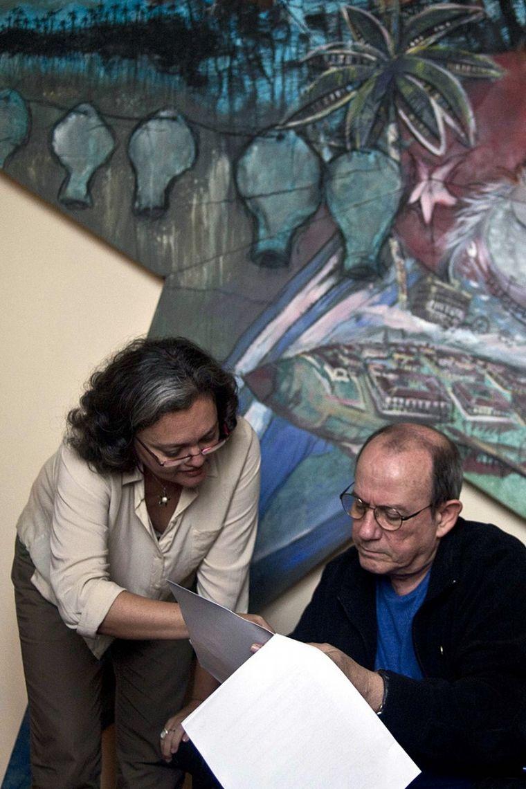 FOTO: Periodista argentina en Cuba, atravesada por la historia