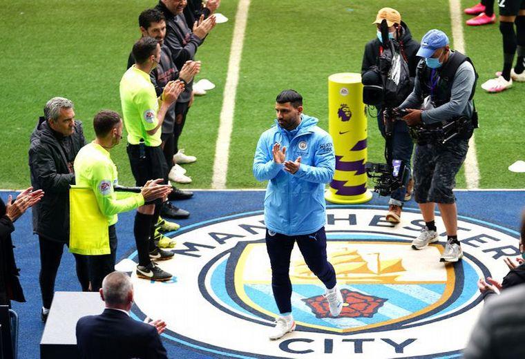 FOTO: Guardiola, y el adiós al