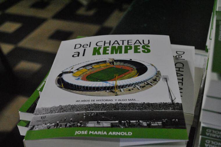 """AUDIO: """"Del Chateau al Kempes"""", la historia de un emblema cordobés"""