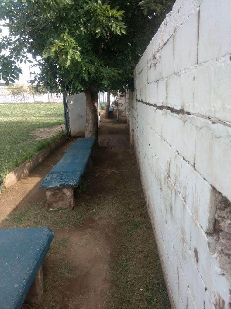 FOTO: Club San Martín de Villa María