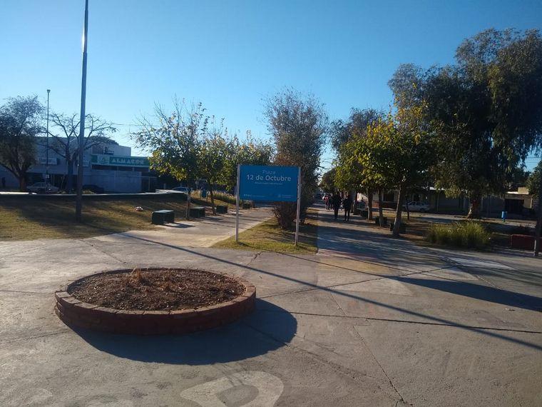 FOTO: Operativo en Villa El Libertador.