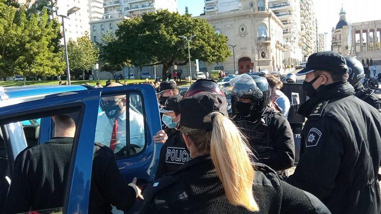 FOTO: Manifestación de