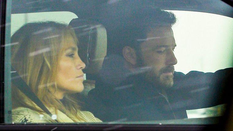 FOTO: Jennifer Lopez y Ben Affleck volvieron a apostar al amor