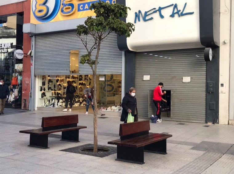 FOTO: Tucumán: los principales rubros abiertos son electrónica, indumentaria y jugueterías