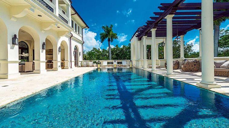 FOTO: La mansión de Coral Gables por dentro.