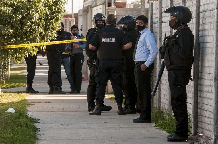 FOTO: Femicidio en Santiago del Estero