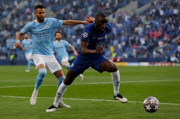 FOTO: El Chelsea le ganó al City y es el campeón de la Champions.