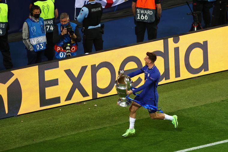 FOTO: Chelsea es el nuevo campeón de Europa