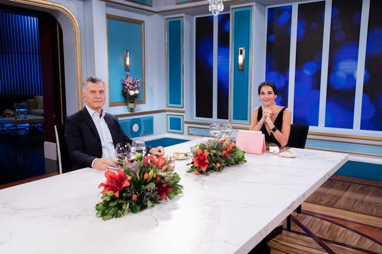 FOTO: Mauricio Macri, invitado especial en
