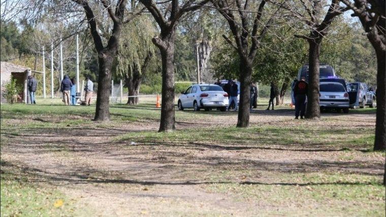FOTO: Encuentran asesinado a machetazos al sereno de un club (Foto: Rosario3)