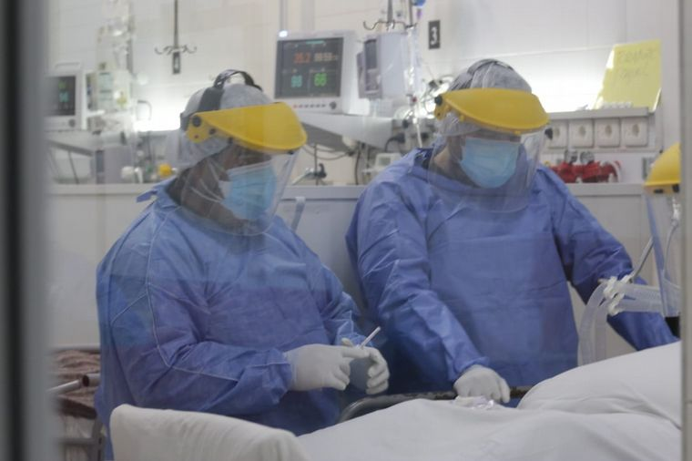 FOTO: Córdoba superó los 300 mil casos confirmados de coronavirus.