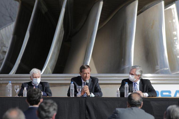 AUDIO: Alberto Fernández visita en Mendoza la planta de IMPSA, recientemente capitalizada