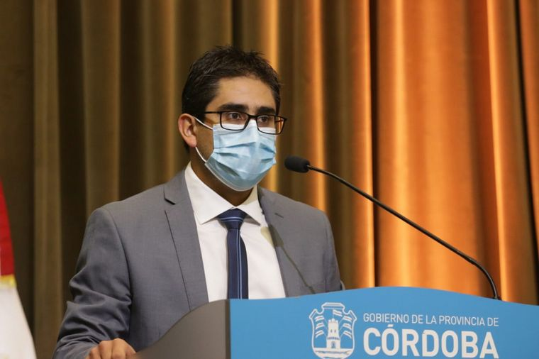 AUDIO: Córdoba restringe actividades por 14 días