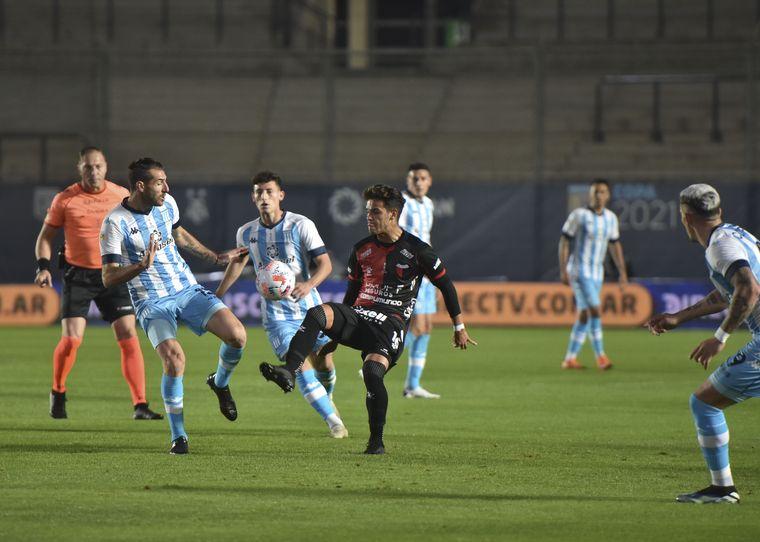 AUDIO: 3º Gol Colón (Alexis Castro) La Central Deportiva