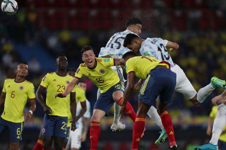 AUDIO: 1º Gol de Argentina (Romero)
