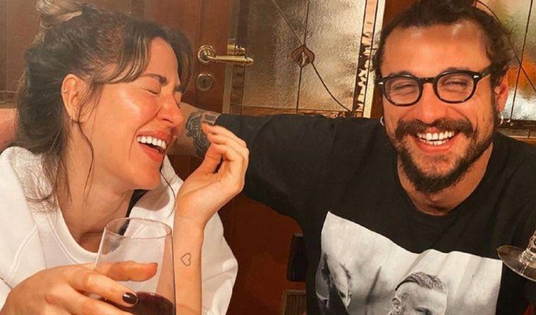 FOTO: Jimena Barón habló de su fallida reconciliación con Osvaldo.