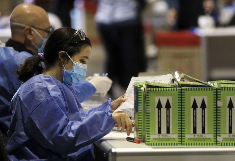 Argentina superó las 85.000 muertes y sumó 18.057 nuevos infectados — Coronavirus