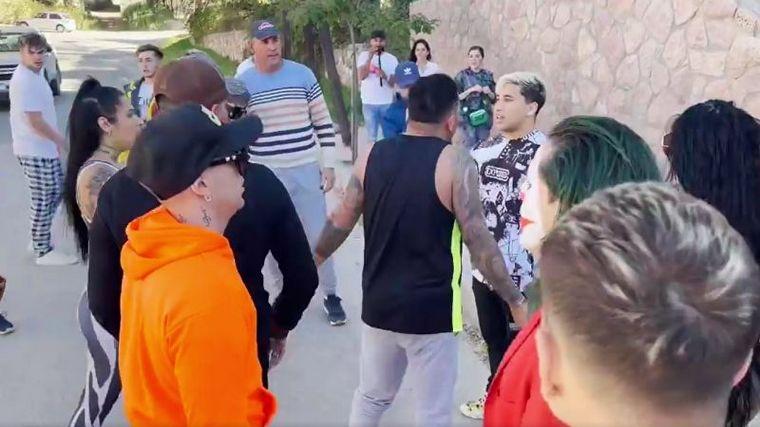 AUDIO: Detuvieron a Yao Cabrera y otros youtubers en Carlos Paz