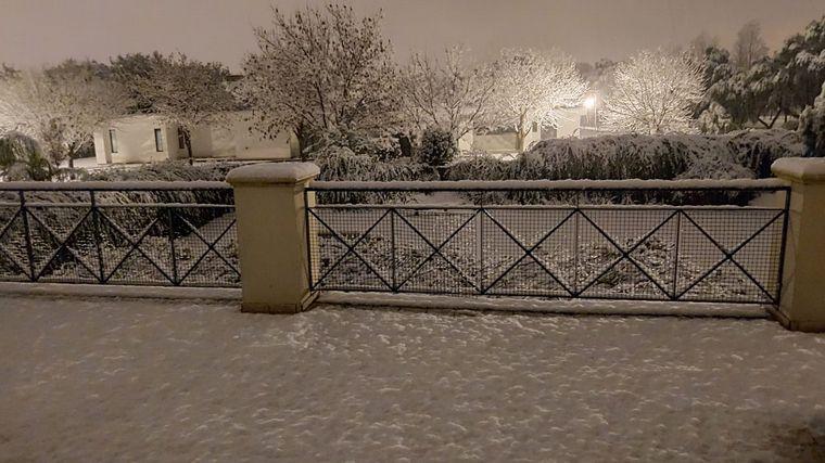 FOTO: Nieve Río Ceballos