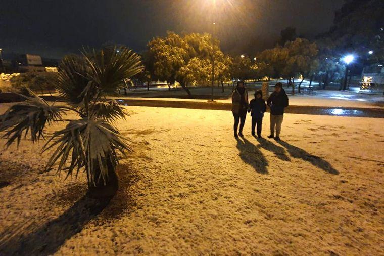 AUDIO: Nieve en Córdoba: hasta cuándo durará el frío