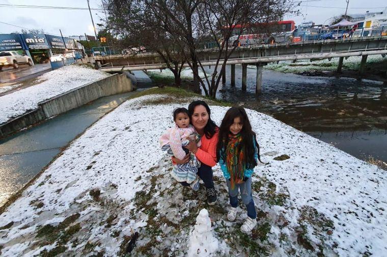 FOTO: Nieve en las sierras