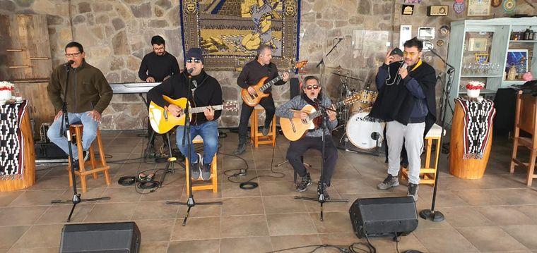 AUDIO: Cadena 3 homenajeó a Güemes con un recital de Los Nocheros