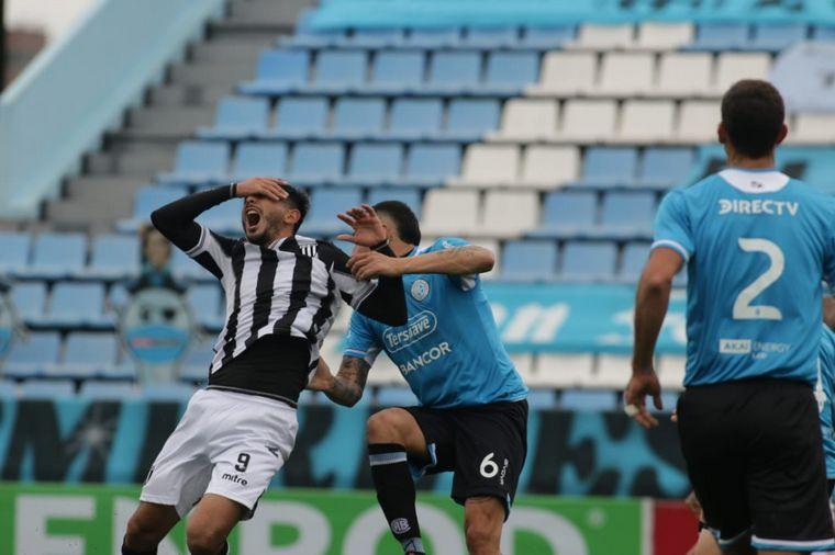 AUDIO: 1º Gol de Gimnasia (Cristian Llama)
