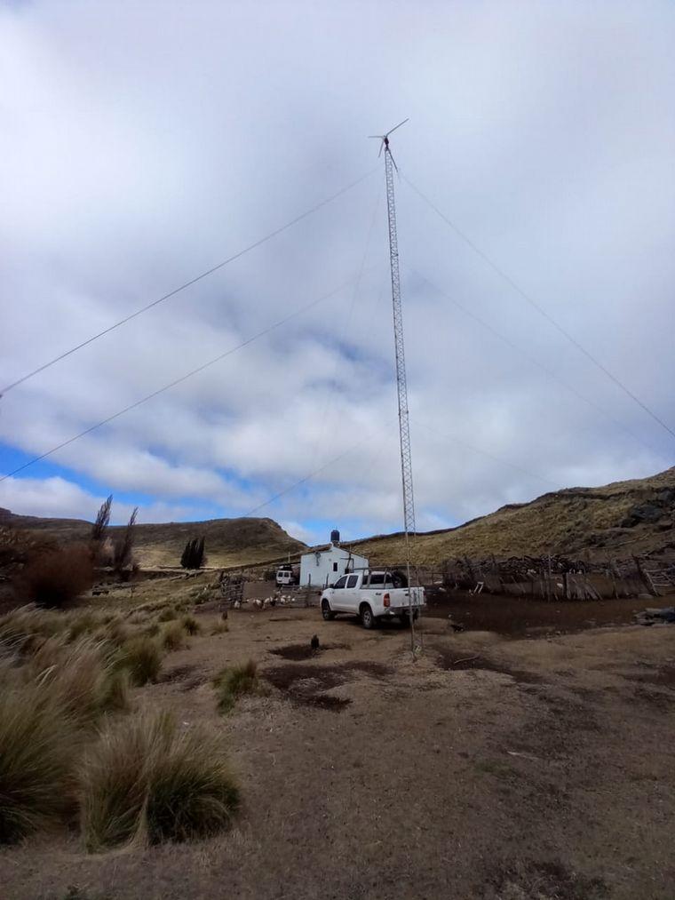 AUDIO: Consiguieron Wi-Fi para los hermanitos de Paraje La Ventana