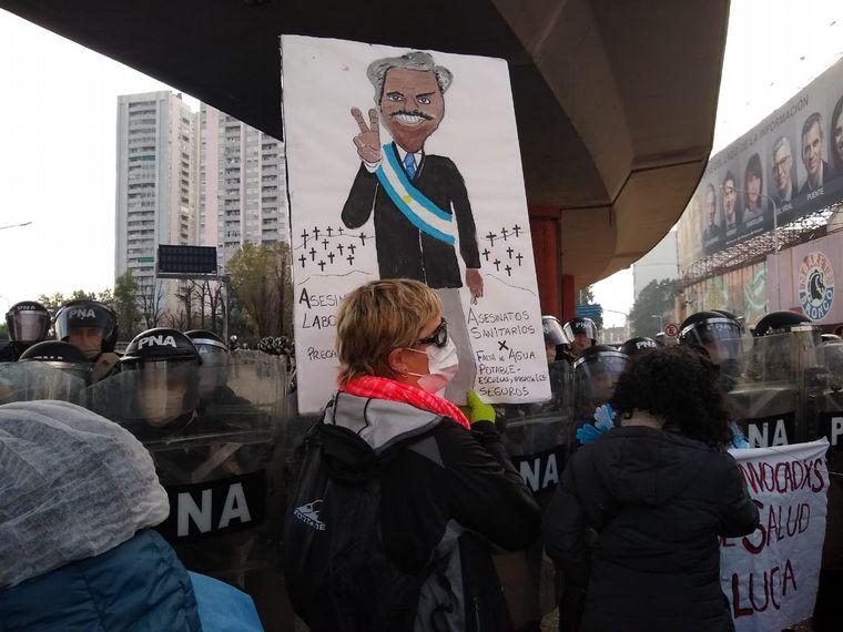 AUDIO: Profesores de deportes y academias autoconvocados de Córdoba piden volver a trabajar