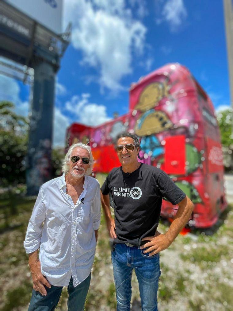 AUDIO: Un loco por la música con su propio restaurant en Miami
