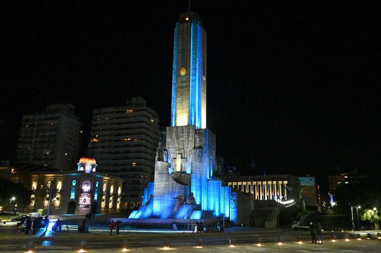 FOTO: Rosario celebró el Día de la Bandera