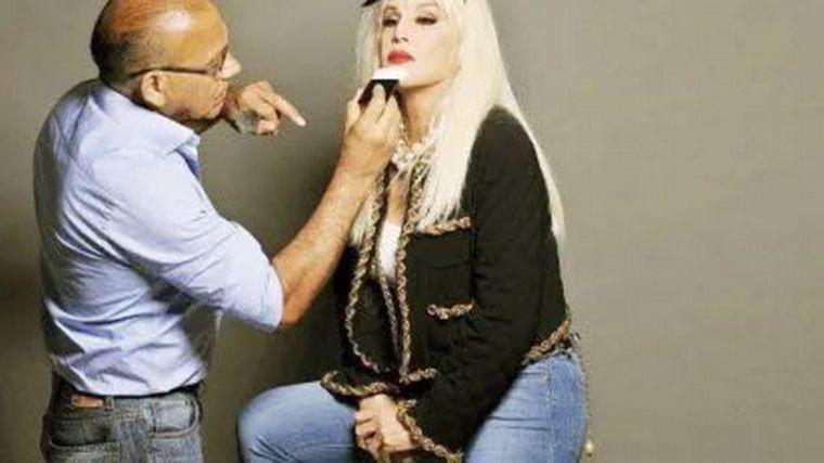 FOTO: Murió el histórico maquillador de Susana Giménez, Juan Carlos Salas
