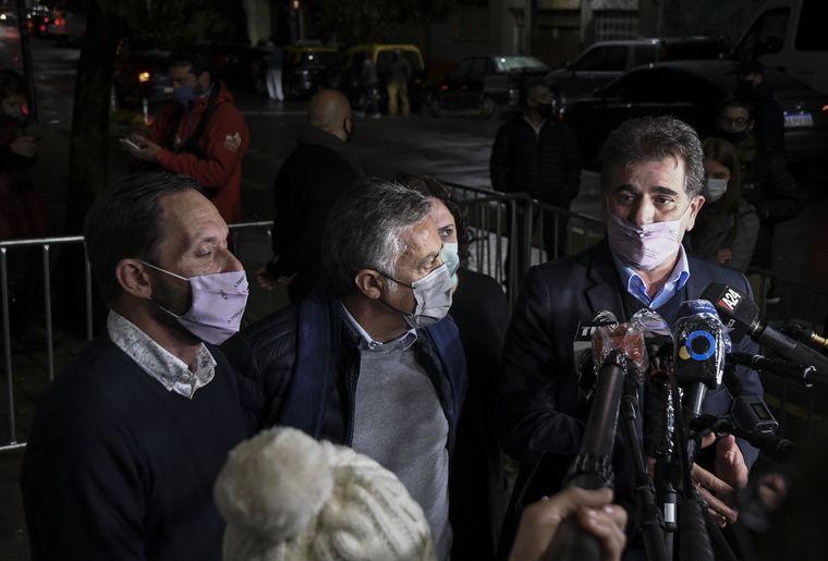AUDIO: Maximiliano Ferraro ratificó la unidad de JxC y habló de posibles internas