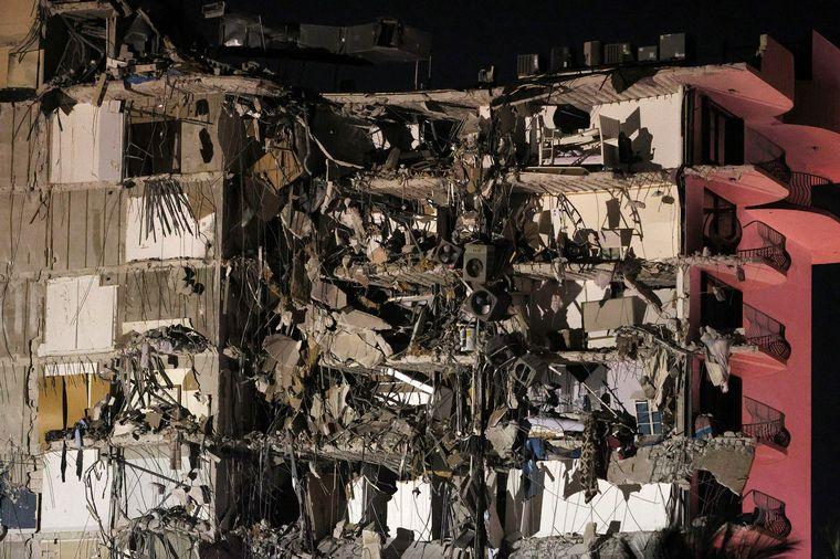 AUDIO: Derrumbe en Miami: cuatro argentinos desaparecidos