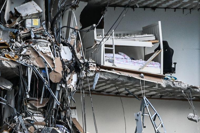 AUDIO: Derrumbe en Miami: 51 desaparecidos, 4 de ellos argentinos