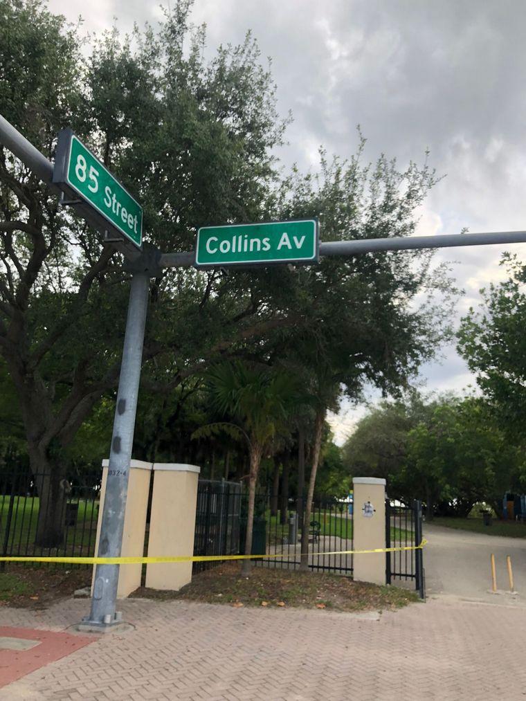 FOTO: Derrumbe en Miami: cuatro argentinos desaparecidos