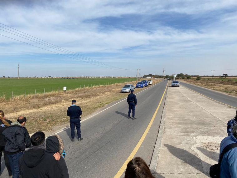AUDIO: Productores esperan a Alberto con otra protesta en Arroyito