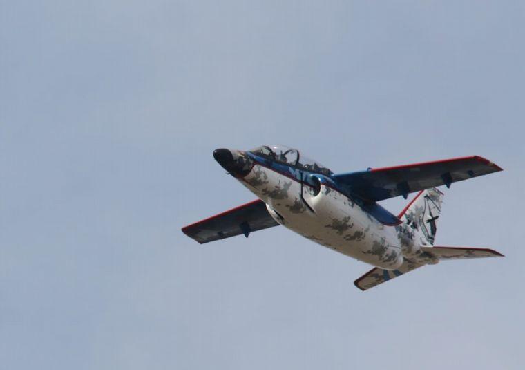 AUDIO: Alberto Fernández presentó el avión Pampa 3 Bloque II en Fadea