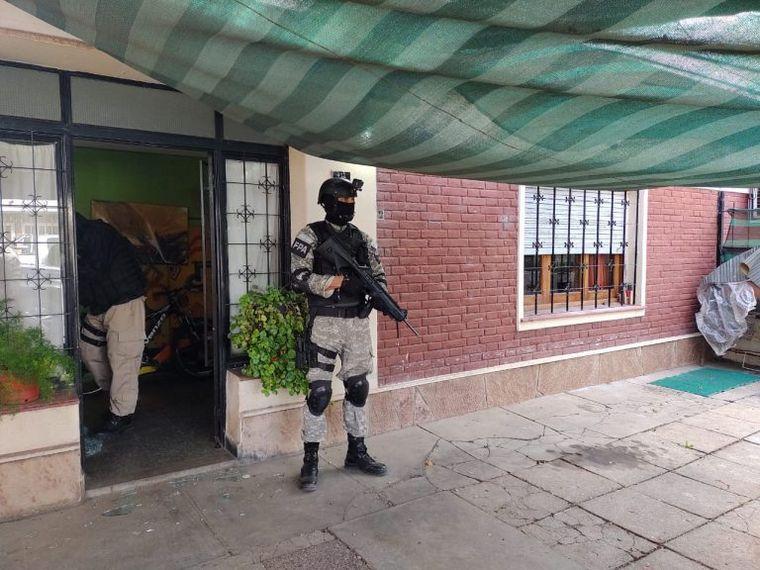 FOTO: Detienen en Carlos Paz a reincidente por venta de droga