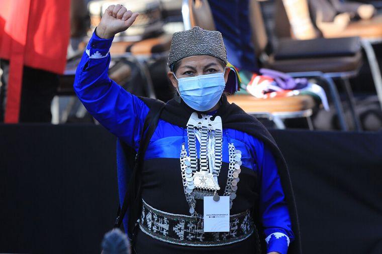 AUDIO: Comenzó la Constituyente en Chile: la preside una mapuche