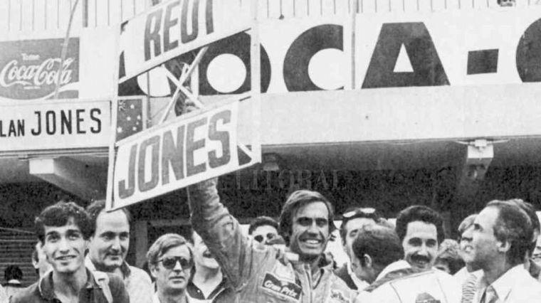 AUDIO: Reutemann brilló en las pistas en los '70