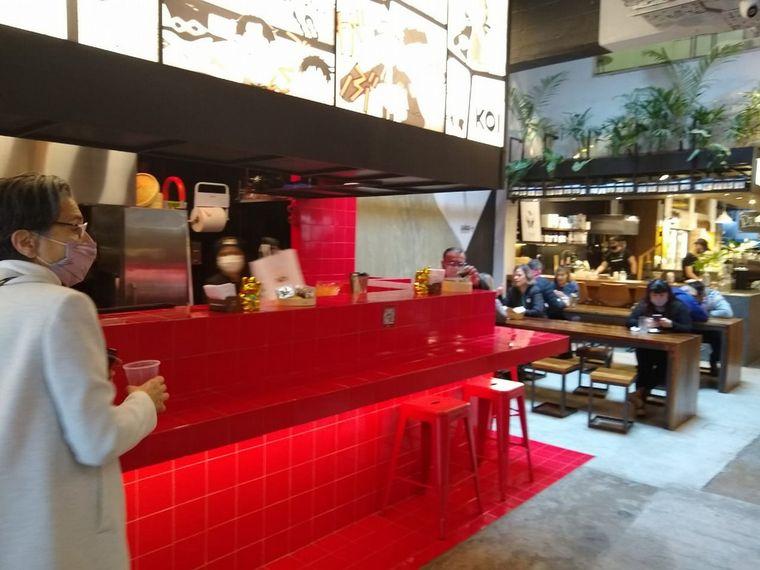 FOTO: Mercat, el primer mercado gastronómico de CABA