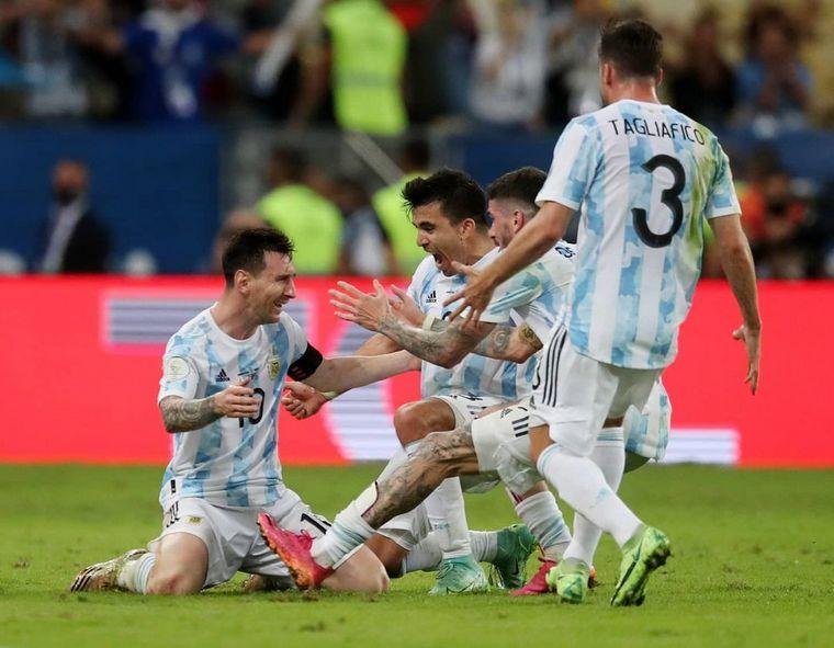 FOTO: Messi y el final de una mala racha