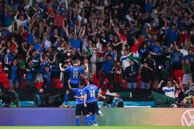 FOTO: Italia venció a Inglaterra por penales.