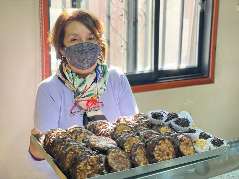 AUDIO: La Vienesa, pastelería tradicional en las Sierras Chicas