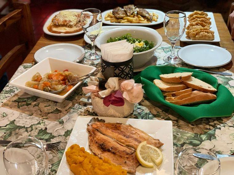 """FOTO: """"Pochita"""", un lugar tradicional para almorzar en La Granja"""