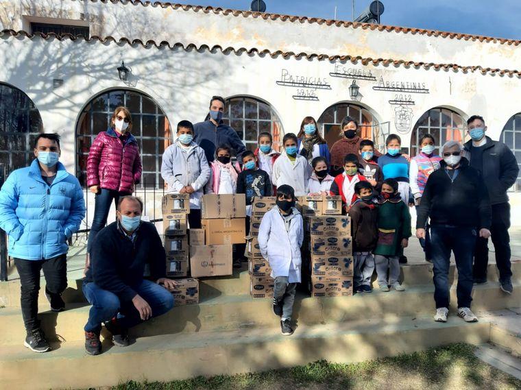 AUDIO: Médicos de Córdoba asisten a comunidades rurales en la Estancia La Candelaria