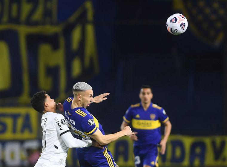FOTO: Boca recibió a Atlético Mineiro por los octavos de final.