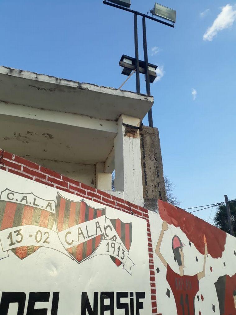 FOTO: En apenas 24 horas, robaron dos veces en Club Los Andes